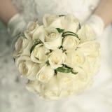 Huwelijksboeket Stock Fotografie