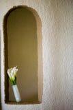 Huwelijksboeket van lilly bloemen Stock Foto's