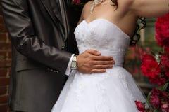 Huwelijksdag Stock Afbeeldingen