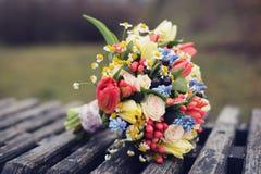 Huwelijksfoto Royalty-vrije Stock Afbeelding