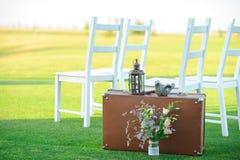 Huwelijksgazon Royalty-vrije Stock Foto