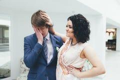 Huwelijksgeluk Royalty-vrije Stock Foto's