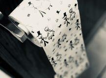 Huwelijkskriebels stock foto