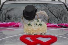 Huwelijkslevering Stock Fotografie