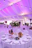 Huwelijkslijsten voor gasten met bloemen royalty-vrije stock fotografie