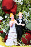 Huwelijkspaar Stock Foto