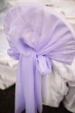 Huwelijksstoelen Royalty-vrije Stock Foto's