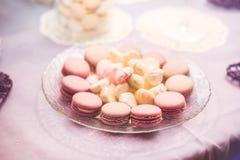 Huwelijkssuikergoed Royalty-vrije Stock Foto