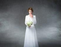 Huwelijkstwijfels royalty-vrije stock afbeeldingen