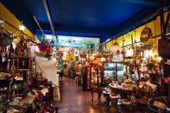 Huya del mercado en Buenos Aires San Telmo imagenes de archivo