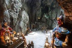 Huyen Khong Cave - montanhas de mármore, Vietname imagem de stock royalty free
