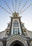 Huyen Sy Church en Ho Chi Minh City, Vietnam Images libres de droits