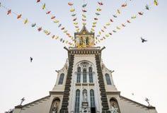 Huyen Sy Church en Ho Chi Minh City, Vietnam Photo libre de droits