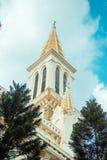 Huyen Sy Church in Ho Chi Minh City  Saigon Stock Photography