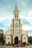 Huyen Sy Church in Ho Chi Minh City  (Saigon) Stock Photography