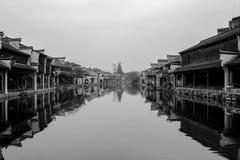 Huzhou Nanxun Old Town stock image