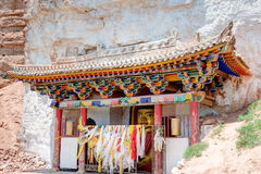 HUZHU, CHINA - Jul 6 2014: White Horse Temple(Baimasi). a famous Royalty Free Stock Photography