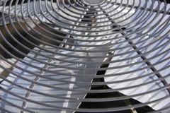 HVAC冷却风扇 免版税库存图片