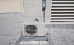 HVAC单位 库存图片