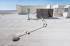 HVAC Units. Royalty Free Stock Images