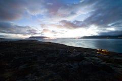 Hvalfjordur 库存图片