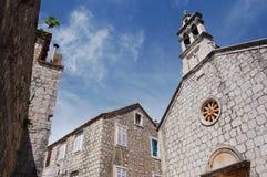 hvar νησί εκκλησιών starigrad στοκ εικόνες
