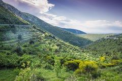 hvar νησί της Κροατίας Στοκ Εικόνες