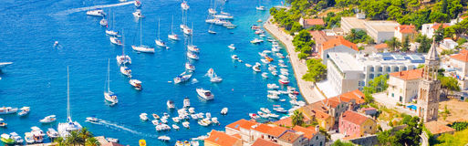 Hvar stock photography