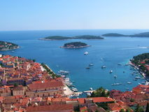 Hvar Foto de Stock Royalty Free