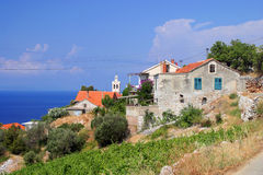 Hvar Royalty Free Stock Photography