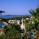 hvar Photos stock