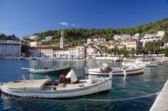 Hvar, Chorwacja Zdjęcia Stock