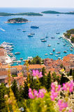Hvar Royalty Free Stock Image