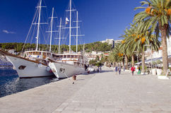 Hvar, Croatia Stock Photo