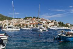 Hvar, Croatia Royalty Free Stock Photography
