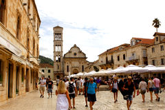 HVAR - Croatia Stock Images