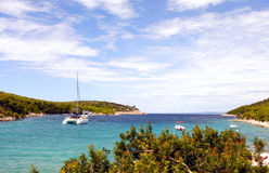 HVAR - Croatia Royalty Free Stock Image