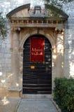 hvar croatia muzeum. Zdjęcie Stock