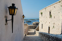 Hvar fortress Stock Photo