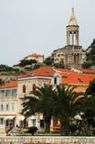 Hvar Kroatien lizenzfreie stockfotos