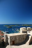 Hvar portrait Royalty Free Stock Images