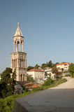 Hvar town croatia Stock Photography
