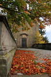 Hvezda chapel - Czech Republic Stock Photo