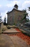Hvezda chapel - Czech Republic Stock Photos