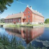 Hviderup Slott Royalty Free Stock Images