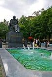 Hviezdoslav Square Royalty Free Stock Photo