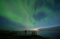 Hvitserkur auf dem Nord von Island Stockfoto