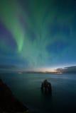 Hvitserkur on the Northern of Iceland Stock Photography