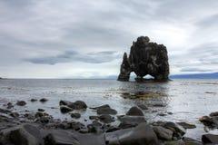 Hvitserkur Rock, Island Stock Images