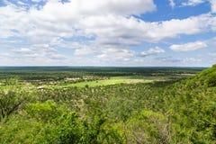 Hwange park narodowy zdjęcie royalty free